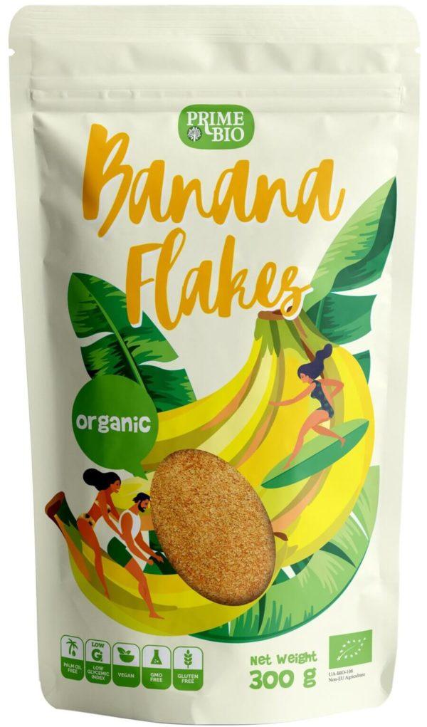 PRIMEBIO Banana Flakes